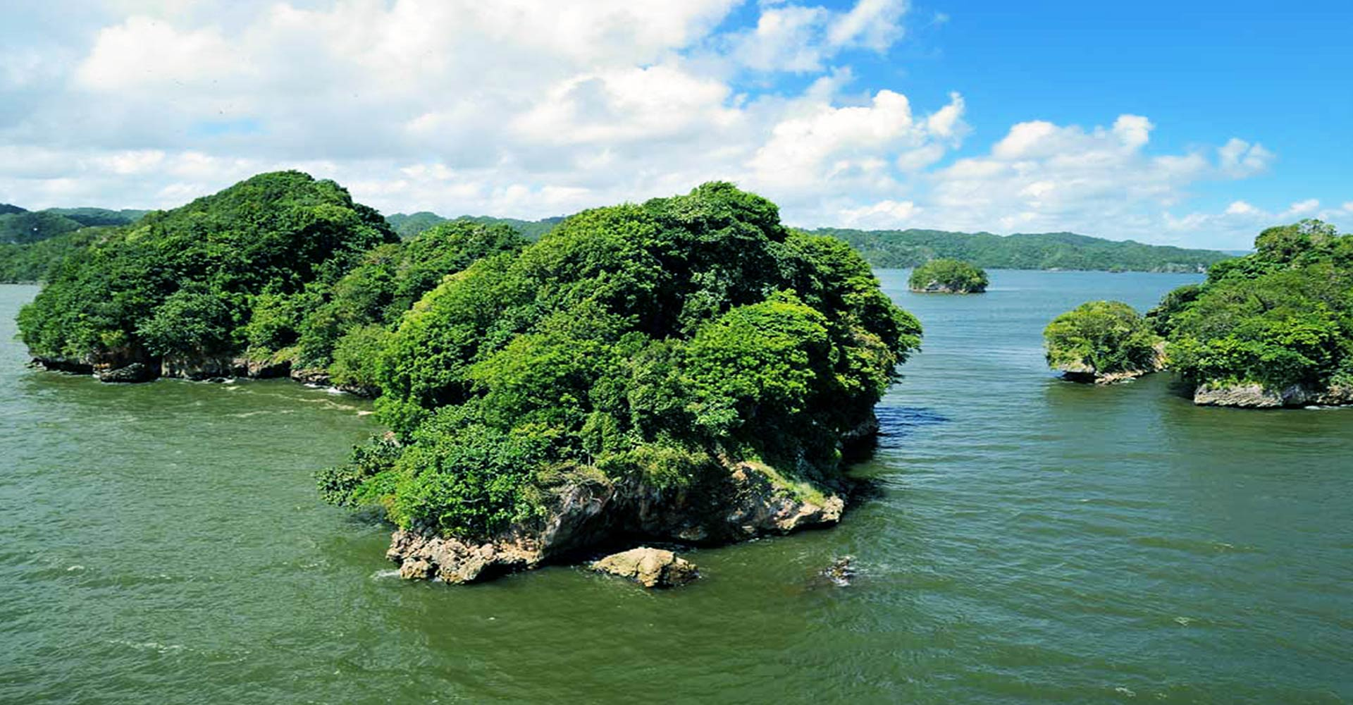 Los Haitises National Park Tours from Samana Port in Dominican Republic.